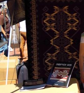 book fair rug