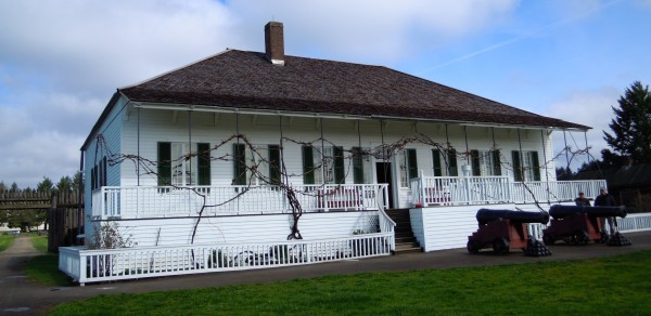 Fort Vancouver Big House (2)